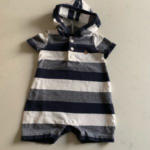 Gap baby boy one piece